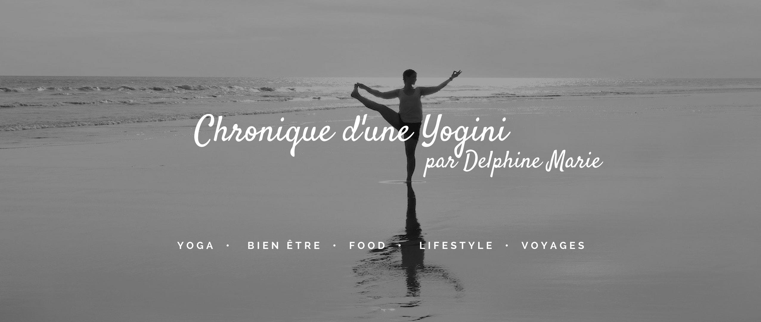 Chronique d'une yogini