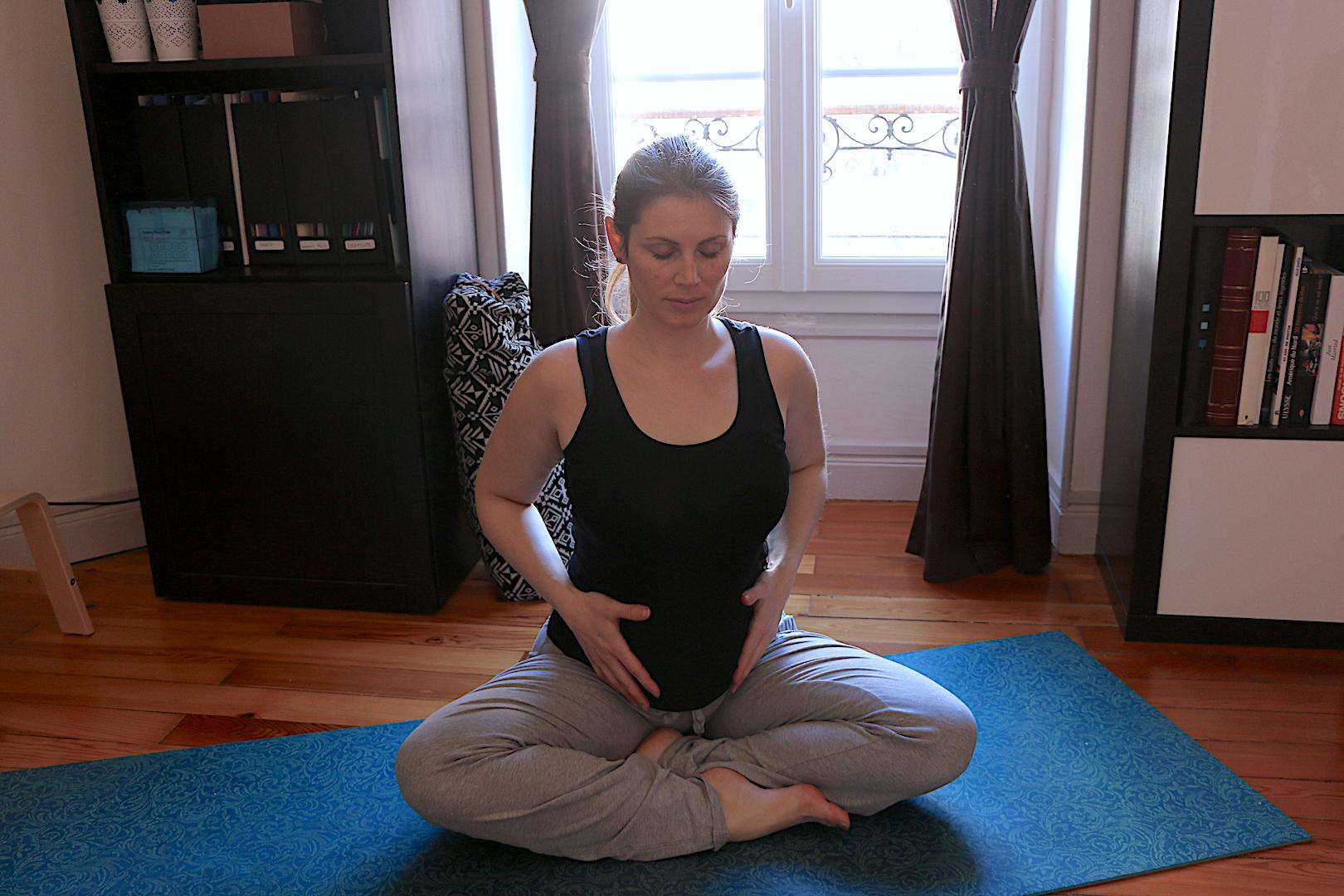 Yoga et premier trimestre de grossesse chronique d 39 une - Risque fausse couche premier trimestre ...