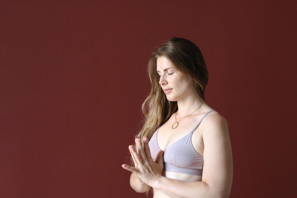 Sous vêtements Organic Basics Delphine Marie Yoga